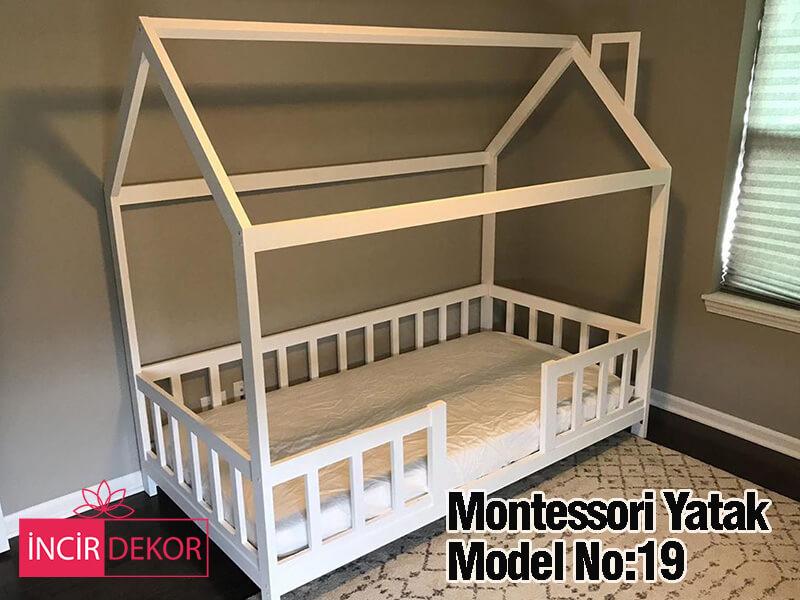 Montessori Yatak İzmir Model No:19