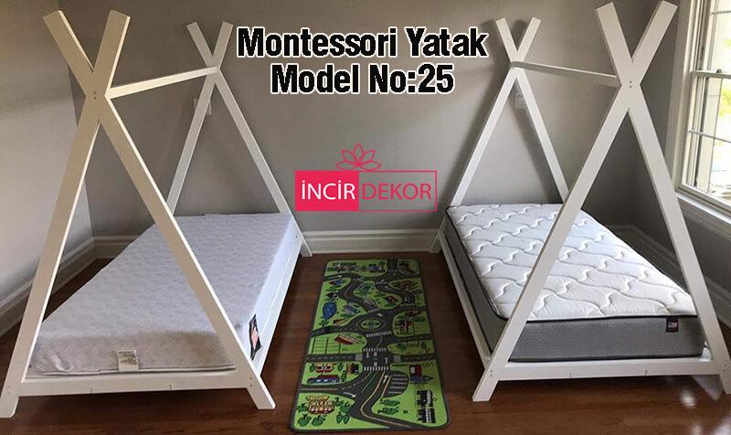 Montessori Yatak İzmir Model No:25