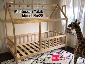 Montessori Yatak İzmir Model No:28