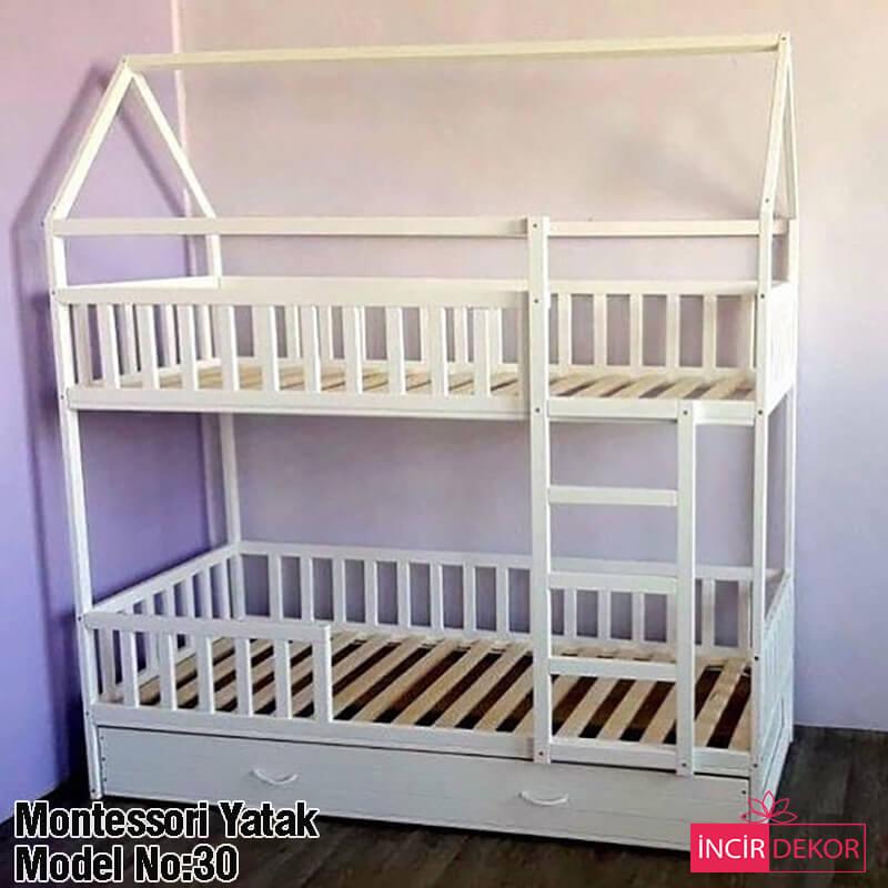Montessori Yatak İzmir Model No:30
