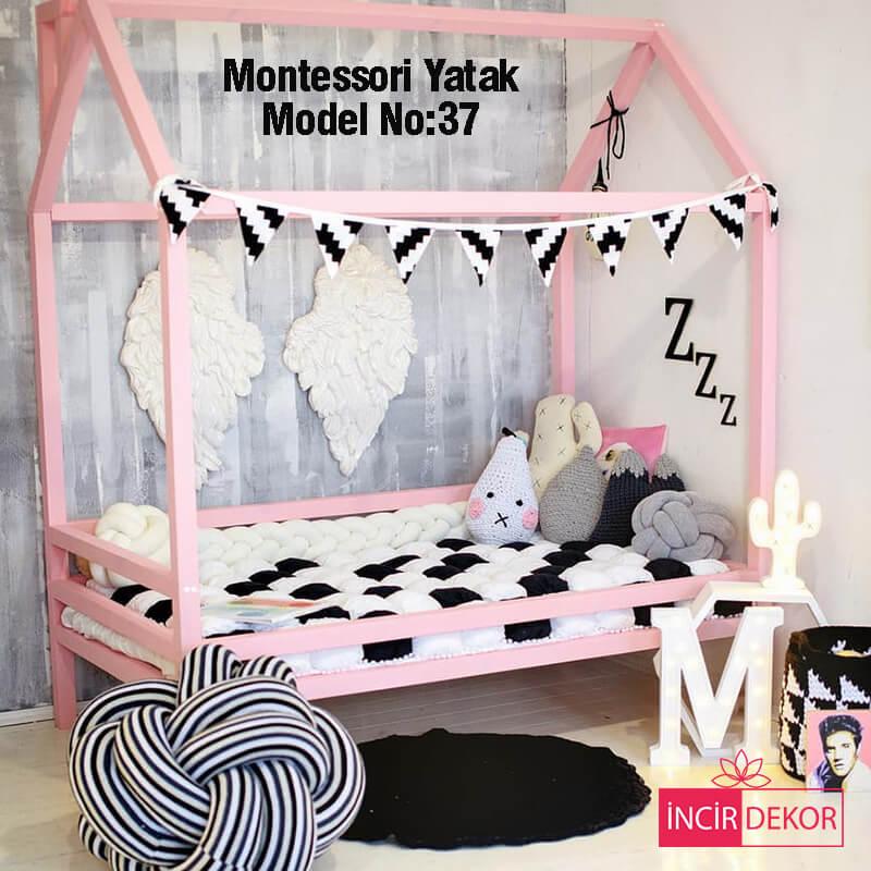 Montessori Yatak İzmir Model No:37