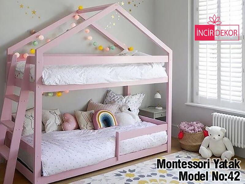 Montessori Yatak İzmir Model No:42