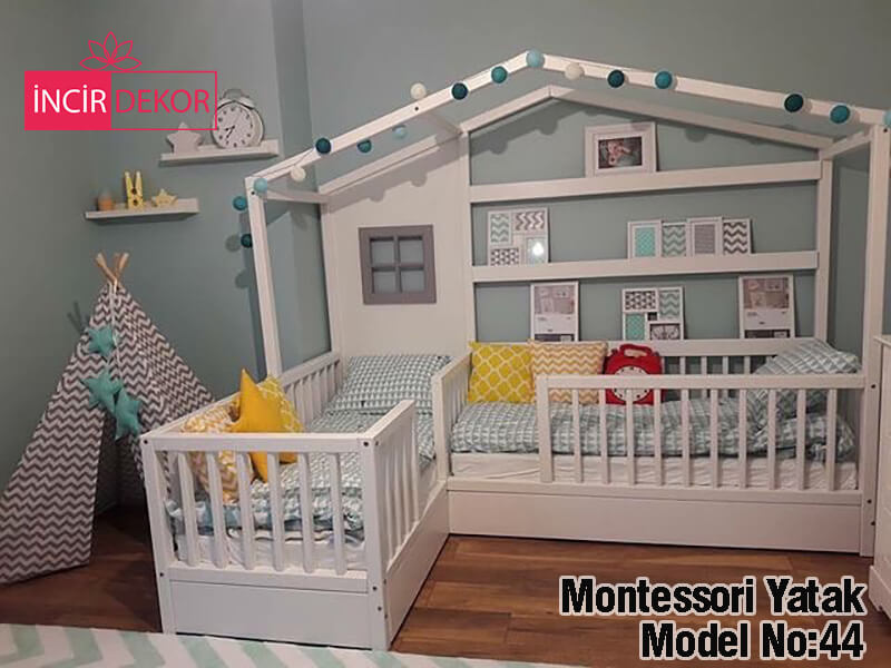 Montessori Yatak İzmir Model No:44