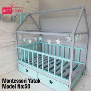 Montessori Yatak İzmir Model No:50