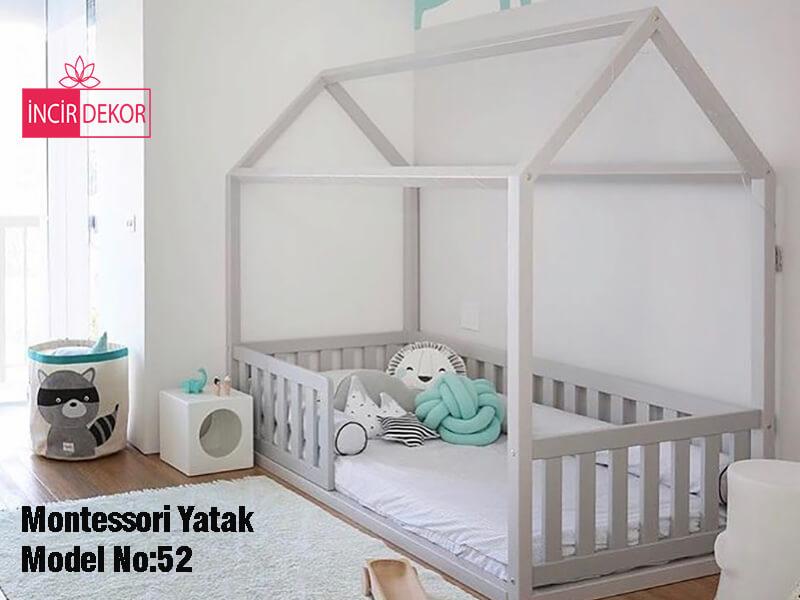 Montessori Yatak İzmir Model No:52