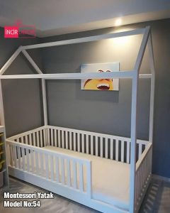 Montessori Yatak İzmir Model No:54