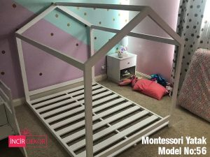 Montessori Yatak İzmir Model No:56