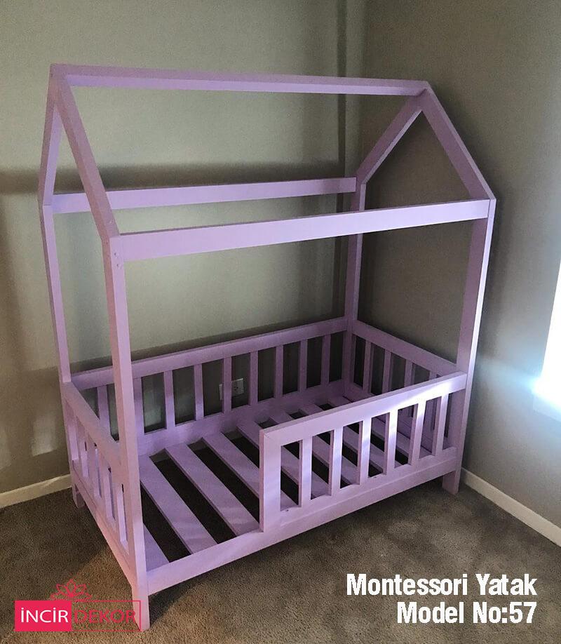 Montessori Yatak İzmir Model No:57