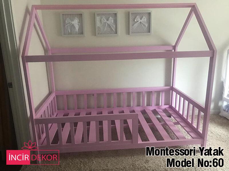 Montessori Yatak İzmir Model No:60
