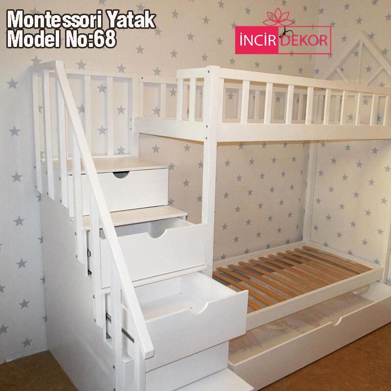Montessori Yatak İzmir Model No:68