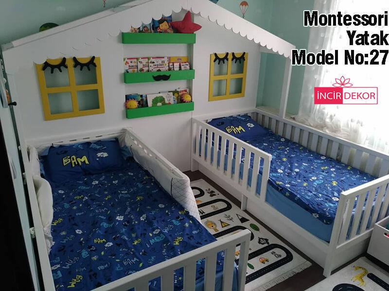 Montessori Yatak İkea