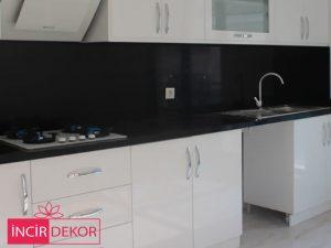 Granit Tezgah Modelleri Absolute Black
