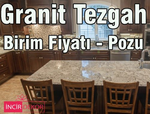 Granit Tezgah Pozu