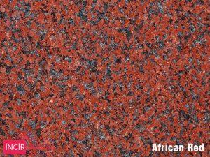 Granit Tezgah Renkleri African Red