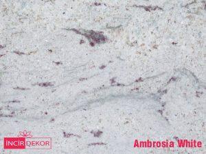 Granit Tezgah Renkleri Ambrosia White