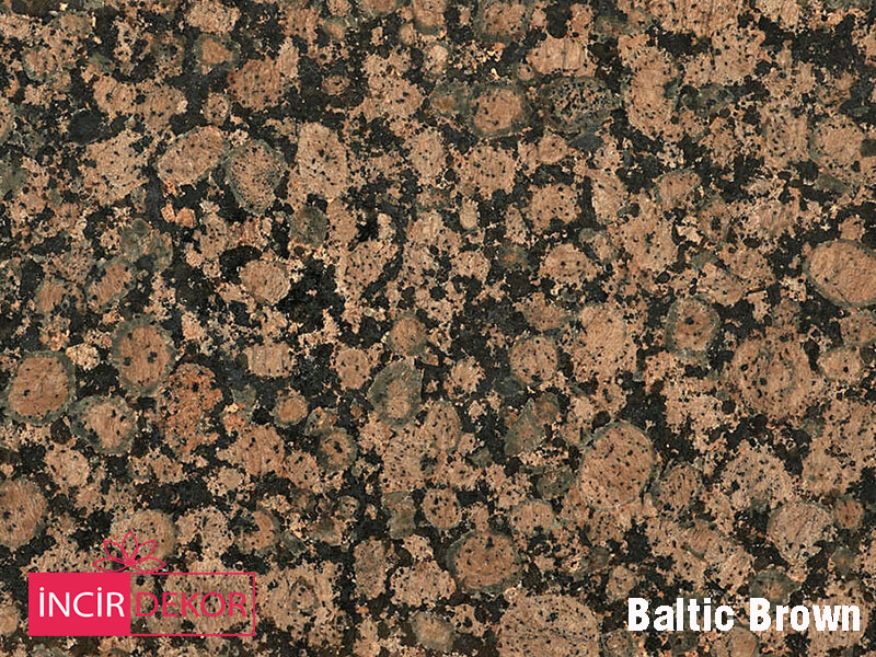 Granit Tezgah Renkleri Baltic Brown