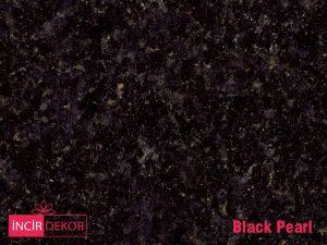 Granit Tezgah Renkleri Black Pearl