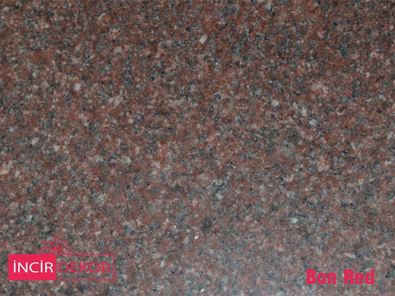 Granit Tezgah Renkleri Bon Red