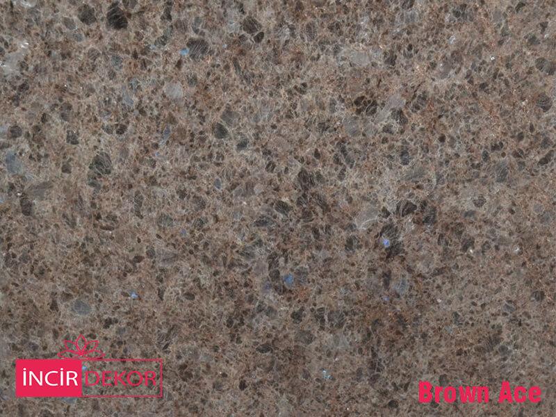 Granit Tezgah Renkleri Brown Ace
