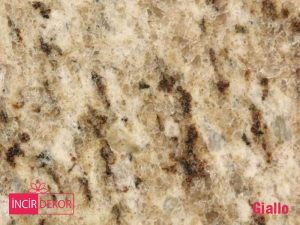 Granit Tezgah Renkleri Giallo