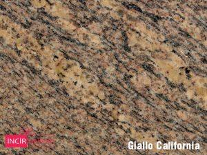 Granit Tezgah Renkleri Giallo California