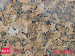 Granit Tezgah Renkleri Giallo Fiorito