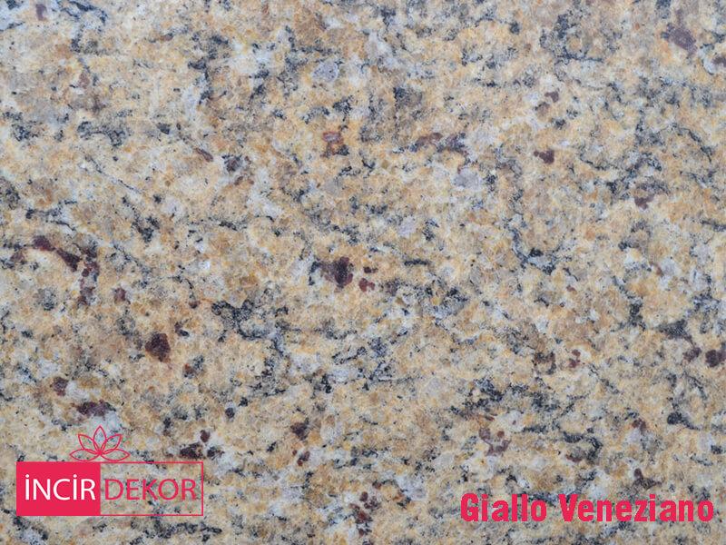 Granit Tezgah Renkleri Giallo Veneziano