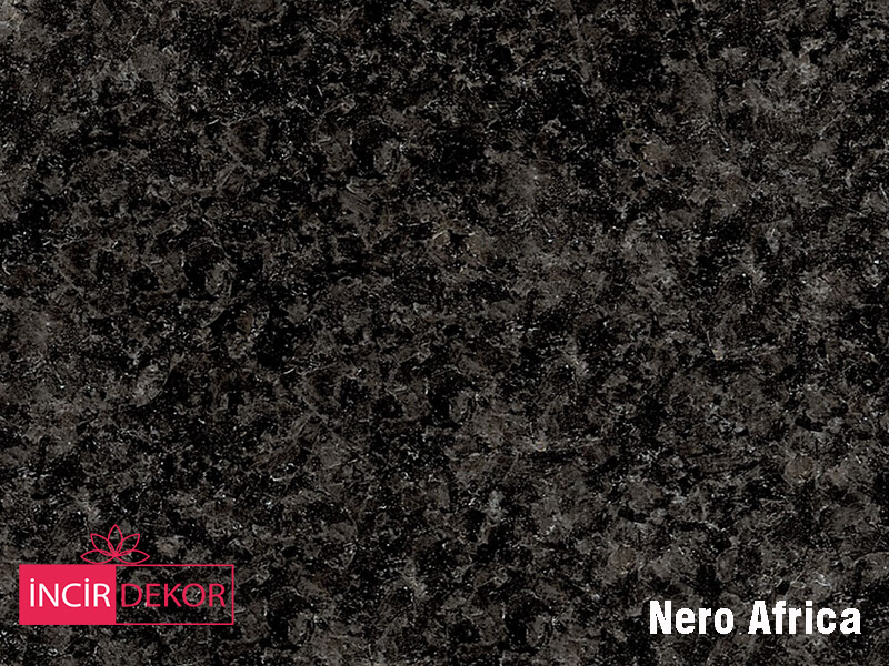 Granit Tezgah Renkleri Nero Africa