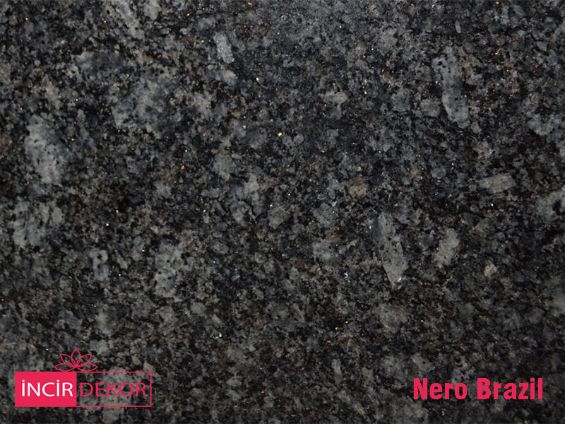 Granit Tezgah Renkleri Nero Brazil