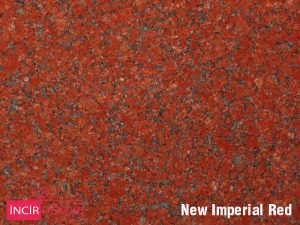 Granit Tezgah Renkleri New Imperial Red