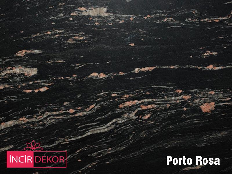 Granit Tezgah Renkleri Porto Rosa