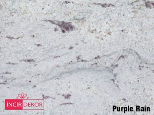 Granit Tezgah Renkleri Purple Rain