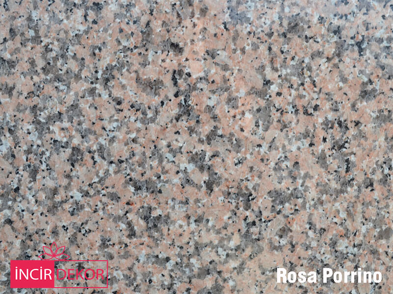 Granit Tezgah Renkleri Rosa Porrino