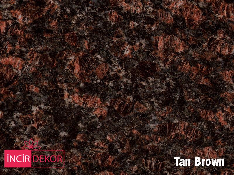 Granit Tezgah Renkleri Tan Brown
