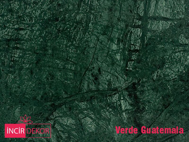 Granit Tezgah Renkleri Verde Guatemala