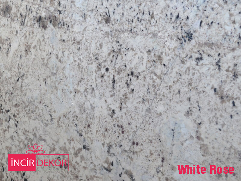 Granit Tezgah Renkleri White Rose