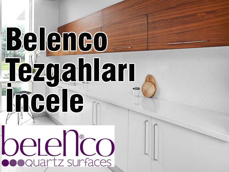Belenco Mutfak Tezgahları