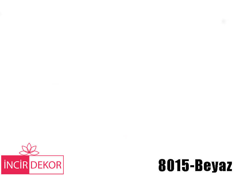 Akrilik Mutfak Dolabı Rengi - AGT 8015 Beyaz