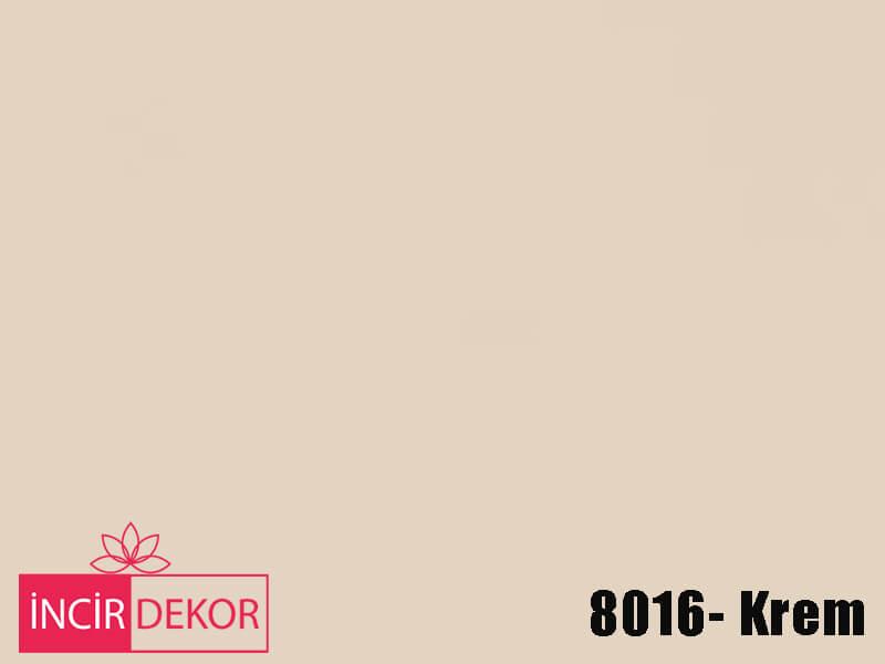 Akrilik Mutfak Dolabı Rengi - AGT 8016 Krem