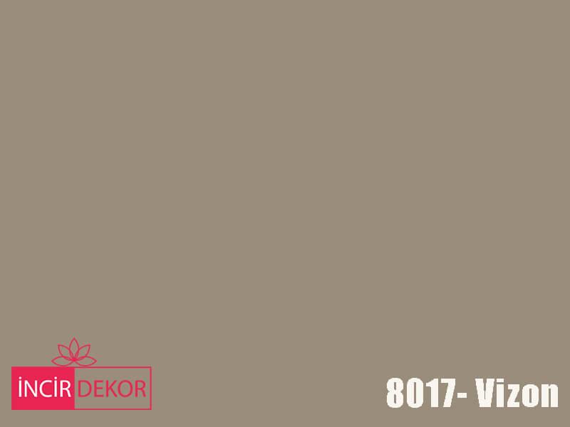 Akrilik Mutfak Dolabı Rengi - AGT 8017 Vizon