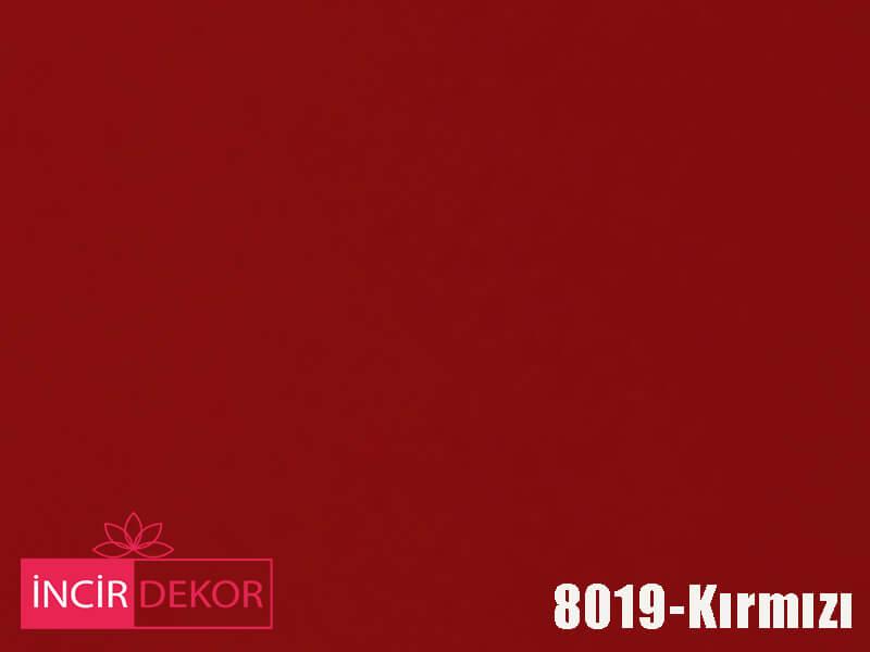 Akrilik Mutfak Dolabı Rengi - AGT 8019 Kırmızı