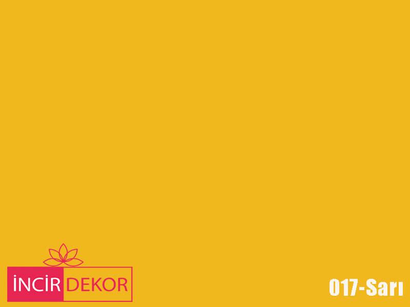 Akrilik Mutfak Dolabı Rengi - Ege Pres 017 Sarı