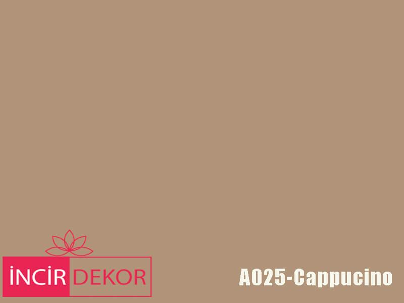 Akrilik Mutfak Dolabı Rengi - Gizir Standart A025 Cappucino