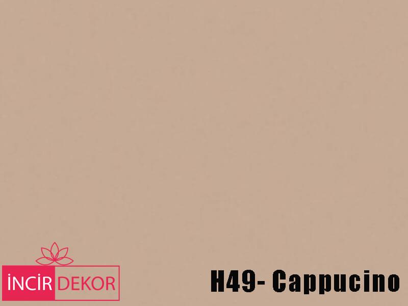 Akrilik Mutfak Dolabı Rengi - Işık Çizilmez H49 Cappucino