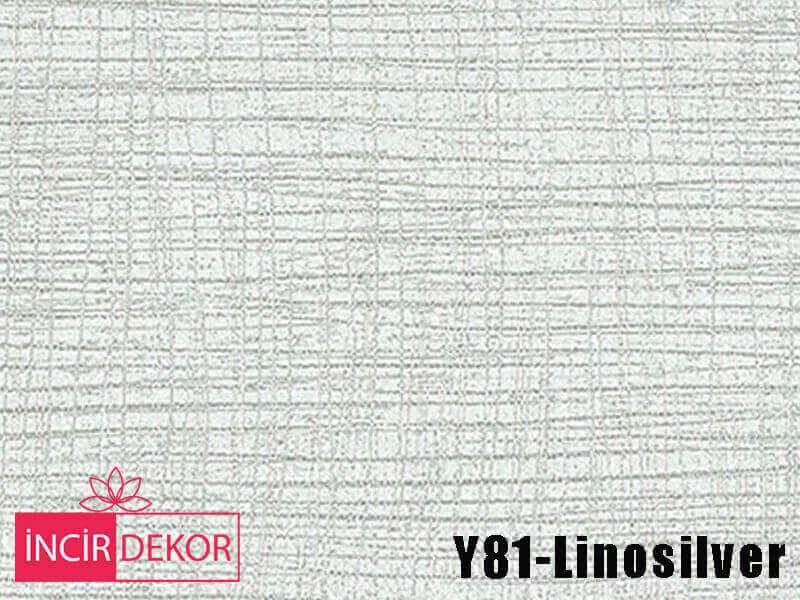 Akrilik Mutfak Dolabı Rengi - Işık Çizilmez Y81 Linosilver