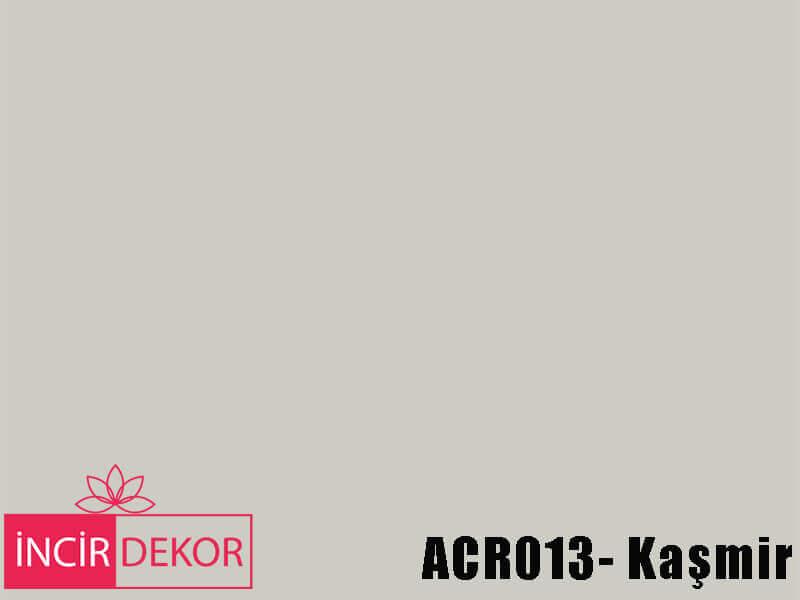 Akrilik Mutfak Dolabı Rengi - Kastamonu Entegre ACR013 Kaşmir