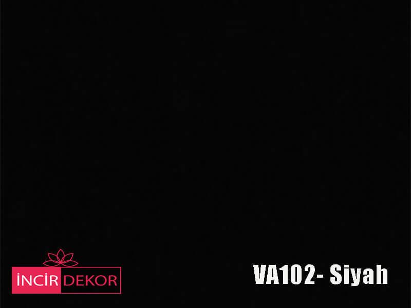 Akrilik Mutfak Dolabı Rengi - Venni VA102 Siyah