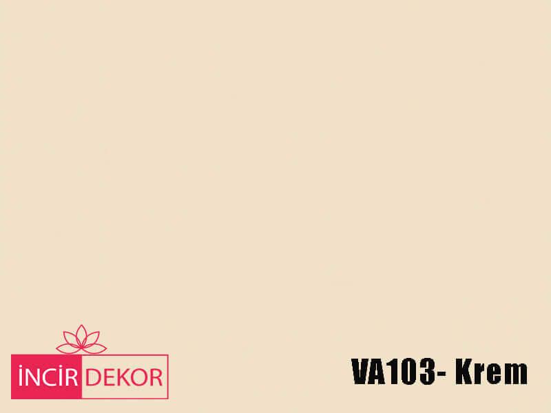 Akrilik Mutfak Dolabı Rengi - Venni VA103 Krem