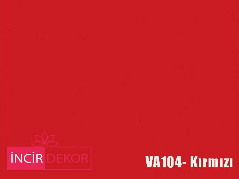 Akrilik Mutfak Dolabı Rengi - Venni VA104 Kırmızı