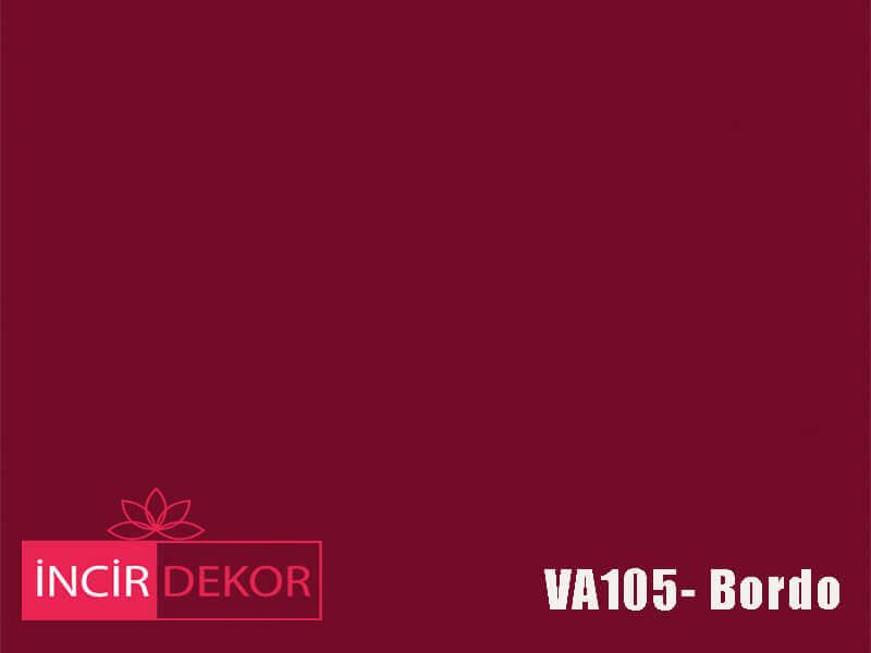 Akrilik Mutfak Dolabı Rengi - Venni VA105 Bordo